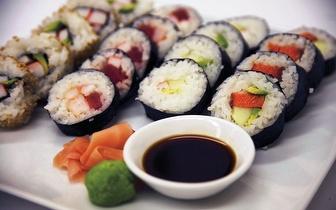 Buffet de Sushi All You Can Eat Buffet ao almoço por 7.90€, em Miraflores!