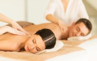 Massagem de Relaxamento de Casal por apenas 18€, na Alameda!