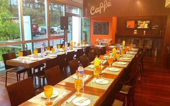 Jantar para 2 pessoas com Entrada Especial por 16€, em Oeiras!