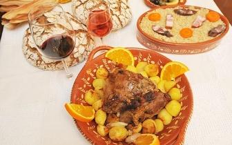 Menu de Comida Tradicional para 2 Pessoas por apenas 27€, em Guimarães!