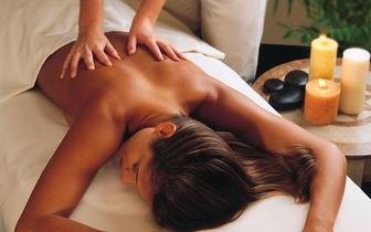 Relaxe durante 1 hora com uma Massagem ao Corpo Inteiro por 15€, no Marquês!