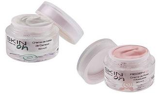 Creme Facial Baba de Caracol + Creme Facial Rosa Mosqueta por 19,90€!