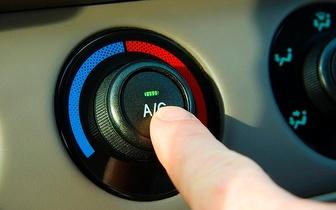 Carregamento de Ar Condicionado no seu Automóvel por 30€, em Sintra!