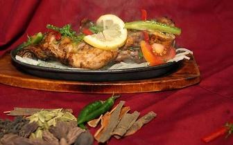 Menu Indiano para 2 pessoas ao Almoço por 24,90€, nos Restauradores!