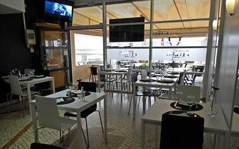 Almoço com 30% de desconto na Marina da Expo!