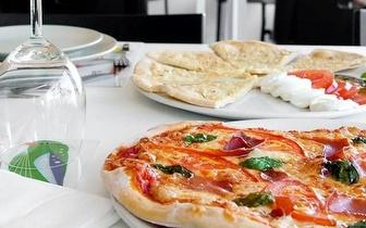 Sabores Italianos para 2 pessoas ao Jantar por 18€ em Sesimbra!