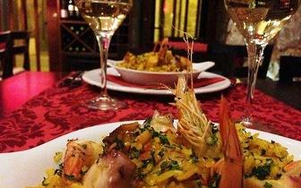 Refeição Requintada ao Jantar: Menu Completo para 2 Pessoas por 35€ em Gaia!