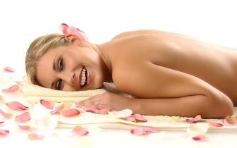 Massagem Rose Nature de 50min por apenas 14€, em Algés!