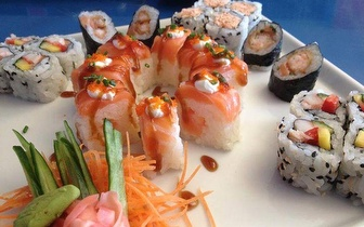 Buffet Sushi Clássico, Hot Sushi & Teppanyaki ao Jantar por 19,90€, no Porto!