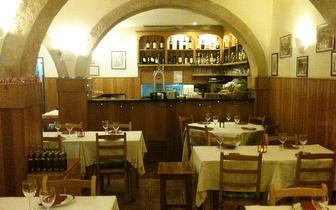 Jantar na Baixa Pombalina com oferta da Entrada!