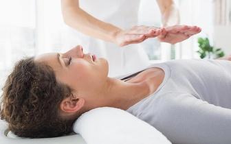 Massagem Terapêutica com Reiki por 25€ em Matosinhos!