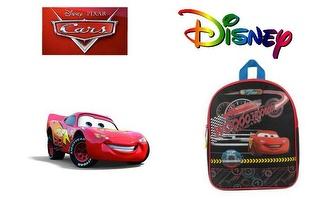 Mochila Escolar Cars da Disney por 24,60€ com portes!