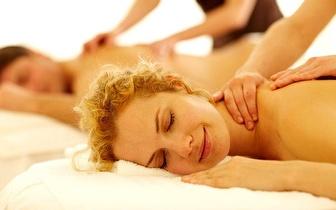 Relaxamento a 2: Massagem de Casal com Óleos Essenciais por 29€, em Miranda do Douro!