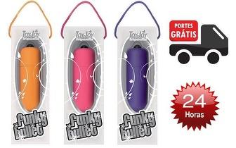 Viva novas experiências: Mini Vibrador de Viagem por 13,90€ com portes incluídos!