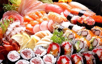 All You Can Eat de Sushi ao Jantar em Belém por 9.90€!