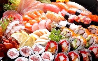All You Can Eat de Sushi ao Jantar em Belém por 8.90€!