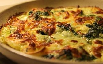 Delicie-se com maravilhas da comida italiana ao Almoço no LX Factory!
