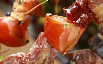 Menu Completo Grelhada Mista ao Almoço para 2 Pessoas por 22€ em Portimão!