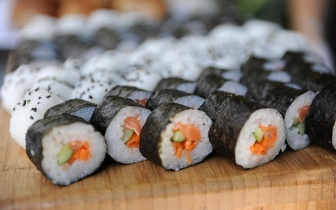 All You Can Eat de Sushi e Comida Chinesa ao Almoço por 7,90€ em Sete Rios!