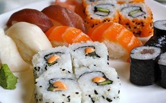 All You Can Eat de Sushi e Comida Chinesa ao Jantar por 8,90€ em Sete Rios!