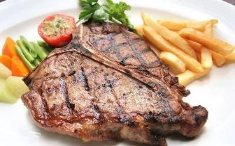 Rodízio Executivo Argentino e Brasileiro ao Almoço para 2 pessoas por 29€, nas Amoreiras!