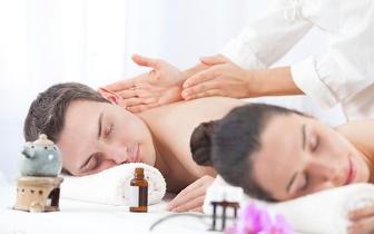 Massagem para Casal com Tratamento de Cromoterapia e Espumante por 49€ no Bairro Azul!
