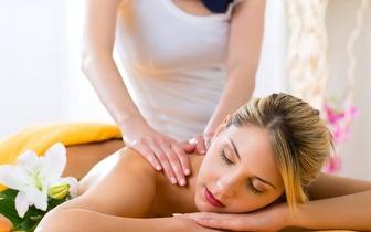 Massagem de Relaxamento de 50min por 14,90€, no Campo Pequeno!