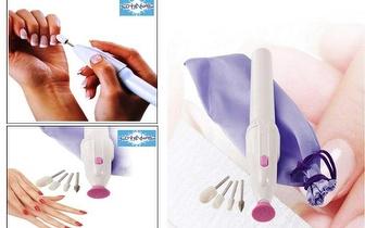 Conjunto para Manicure - Love Nail apenas 14€ com portes incluídos!