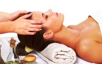 Indian Head and Neck Massage de 30min por 19€ no Saldanha!