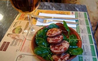 Fado e Petiscos ao Jantar para 2 no Bairro Alto num Menu Completo por 29€!