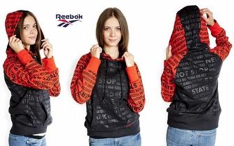 Camisola Reebok New York com Carapuço por 21,90€!