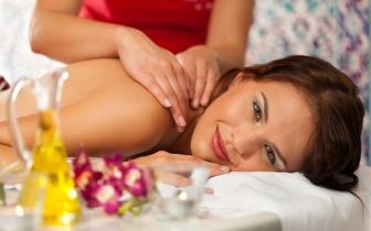 Massagem de Relaxamento Corpo Inteiro de 50min com Hidratação por 20€, na Póvoa de Santo Adrião!