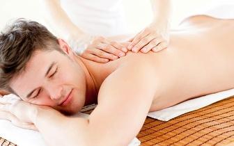 Massagem Terapêutica de Relaxamento ao Corpo Inteiro de 60min por 19€, na Cruz Quebrada!