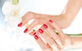 Aplicação Verniz Gel + Parafina nas Mãos ou Pés por 10€, no Saldanha!
