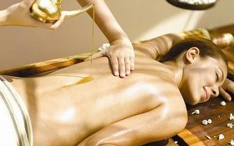Massagem de Relaxamento de 60min com Chocolate Quente por 17€, no Areeiro!