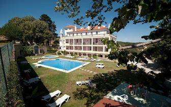 2 Noites para 2 pessoas em Quarto Duplo com Pequeno-almoço por 55€, junto à Serra da Estrela!