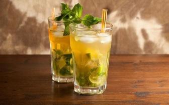 Cocktails Premium + Menu de Petiscos para 2 Pessoas por 16€ no Bairro Alto!