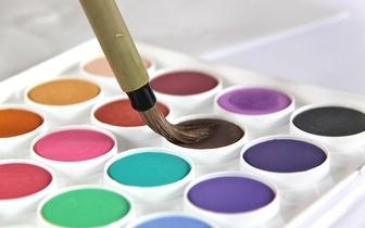 Workshop de Pintura com Aguarela de 6h por 39€ em Entrecampos!