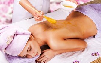 Massagem Desintoxicante com Mel por 21€ na Praça de Londres!