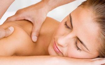 Massagem Relaxante de Corpo Inteiro de 30min por 9,90€, na Praça de Londres!