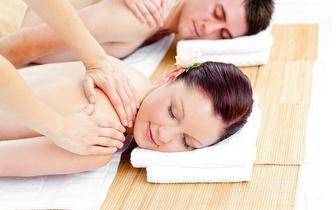 Massagem Relaxamento para Casal de 45min com Óleos Essenciais por 35€, na Charneca da Caparica!