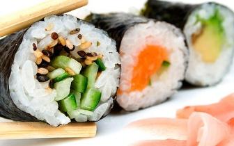 All You Can Eat de Sushi ao Almoço por 7,90€ em Alverca!