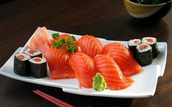 All You Can Eat de Sushi ao Jantar por 9,90€ em Alverca!