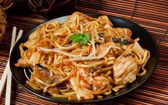 10% Desconto em Fatura em Almoço de Cozinha Chinesa no Centro Comercial Martim Moniz!