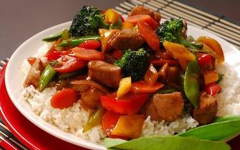 10% Desconto em Fatura em Jantar de Cozinha Chinesa no Centro Comercial Martim Moniz!