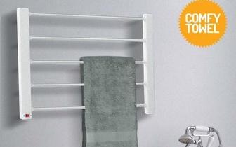 Secador de Toalhas Elétrico Comfy Towel por 18,40€ em Torres Novas!