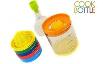 Cook Bottle 8 em 1 por 7,40€ em Torres Novas!
