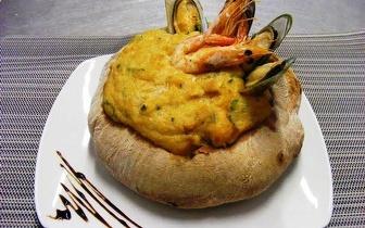 Almoço Gourmet à Beira-Mar para 2 Pessoas por apenas 18€, em Sesimbra!