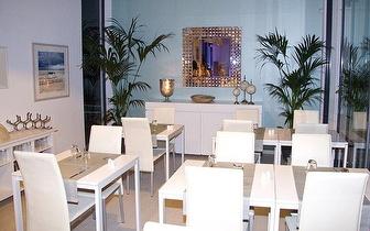 Jantar Gourmet à Beira-Mar para 2 Pessoas por apenas 18€, em Sesimbra!