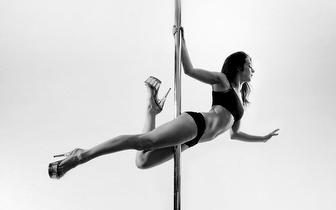 8 Novembro: Workshop de 2 sessões de Pole Dance por 50€, em Queluz!